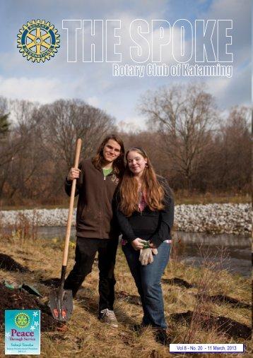 Vol 8-20-Mar 11 - Katanning Rotary Club