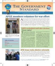 AFGE Local Officers Resource Guide