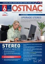 Zpravodaj Ostnáč 6/2012 - Ježek software