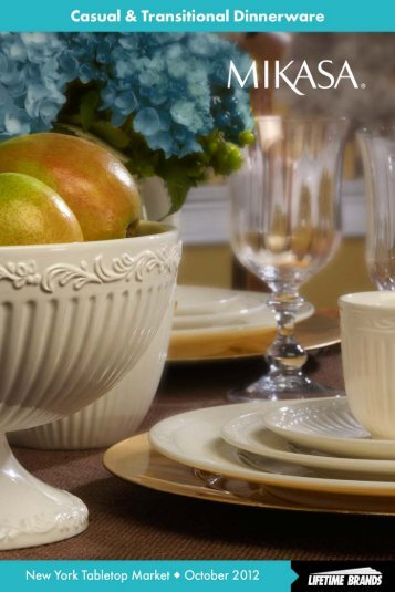 Mikasa® Antique Countryside Pear Accessories - Lifetime Brands