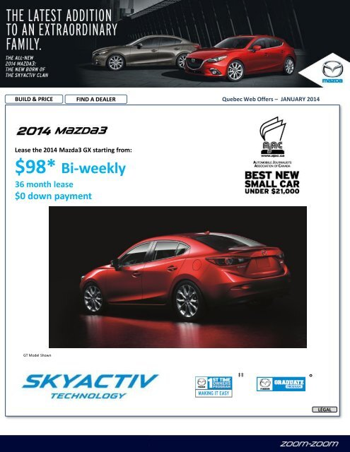 Mazda Build And Price >> A º Meet The Suv With Top Of Class Highway Fuel Mazda
