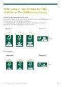 Welche sind die FSC -Warenzeichen? - Seite 6