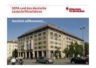 SEPA und das deutsche Lastschriftverfahren - kassenverwalter.de