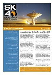 Number 11 - October 2010 - SKA