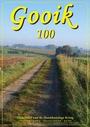 Nummer 100.qxd - Heemkundige Kring van Gooik