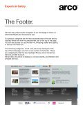Welcome to the new Arco website. - Page 3