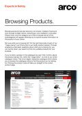 Welcome to the new Arco website. - Page 7