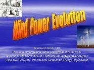 Evolution of Wind Power - International Sustainable Energy ...