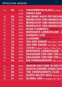 JAN – FEB SPIELPLAN - Societaetstheater - Page 4
