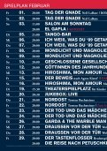 JAN – FEB SPIELPLAN - Societaetstheater - Page 6