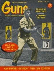 GUNS Magazine February 1960
