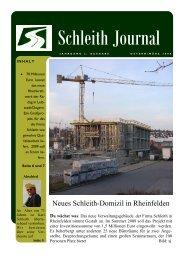 März 1, 4, 5.pub - SCHLEITH GmbH