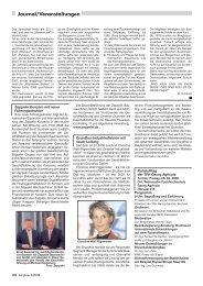 Journal/Veranstaltungen - RDB eV