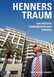 henners traum das grösste tourismusprojekt ... - Real Fiction Filme
