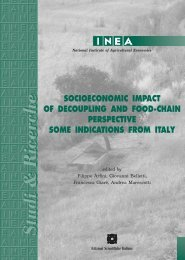 socioeconomic impact of decoupling and food-chain ... - Inea