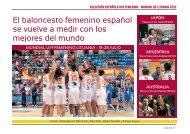 Dossier completo - Federación Española de Baloncesto