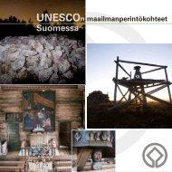 UNESCOn maailmanperintökohteet Suomessa