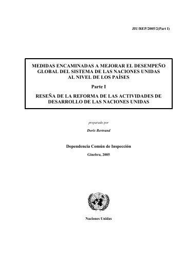 MEDIDAS ENCAMINADAS A MEJORAR EL ... - FAO.org
