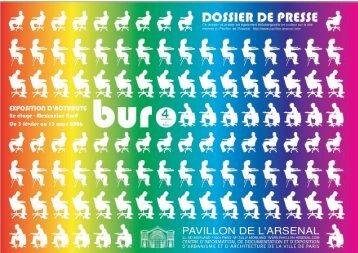 Format PDF - 1330Ko - Pavillon de l'Arsenal