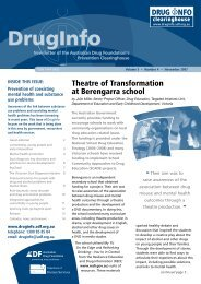 DrugInfo DrugInfo - Australian Drug Foundation