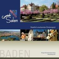 PDF-Datei - Gemeinde Salem
