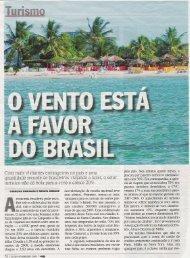 O vento está a favor do Brasil Revista Veja 25 Fevereiro 2009 - OPEE