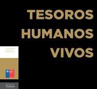 Tesoros Humanos Vivos - Consejo Nacional de la Cultura y las Artes