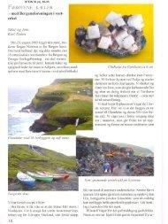 Færøyene kaller- med Bergensforeningen i vesterled pdf - NAGS