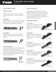 RF Metric Series Chain - Tsubaki - Page 7