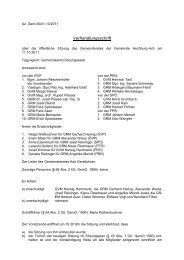 Protokoll vom 11.10.2011 (148 KB) - .PDF - in der Gemeinde ...