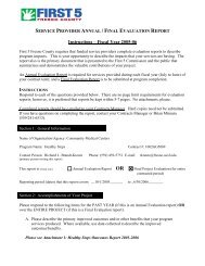 Instructions – Fiscal Year 2005-06 - UCSF Fresno