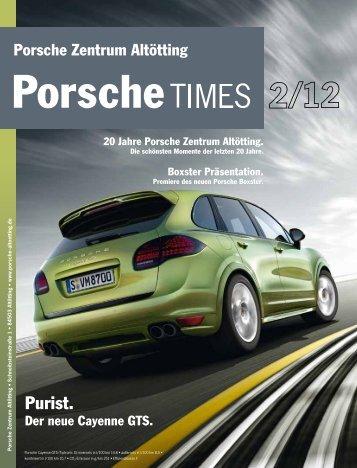 Purist. - Porsche