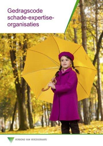 Gedragscode schade-expertiseorganisaties - Verbond van ...