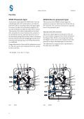 Technical brochure, Somas positioner SP405/SPE405 - Page 2
