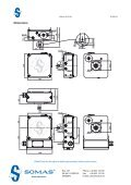 Technical brochure, Somas positioner SP405/SPE405 - Page 4