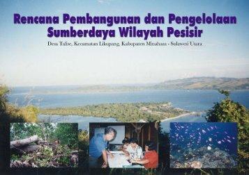Rencana Pembangunan dan Pengelolaan Sumberdaya Wilayah ...