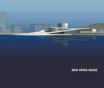 NEW OPERA HOUSE - Concept