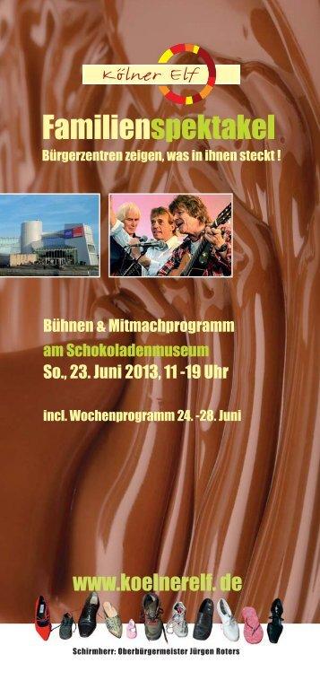 Programm - Kölner Elf