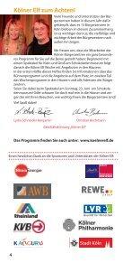 Programm - Kölner Elf - Seite 4