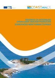 Smjernice za integralno upravljanje obalnim područjem ... - Dunea
