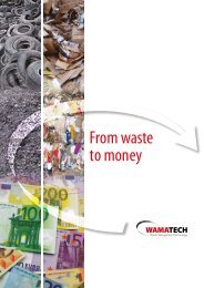 From waste to money - f.metal-supply.dk
