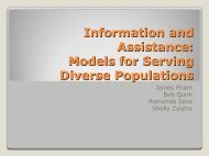 Outreach Services to Ethnic Communities - Washington Association ...