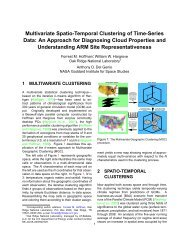 Multivariate Spatio-Temporal Clustering of Time-Series Data: An ...