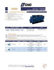 Motor MTU , 16V4000G 23F Alternator LEROY ... - MLS | EXING
