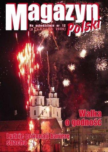 Walka o godność - Kresy24.pl