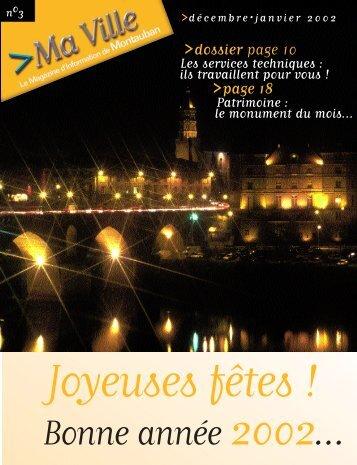 En page 6 du magazine Ma ville N°3 - Montauban.com