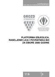 prelom jedan 002.qxd - Svjetski Savez Dijaspore Bosne i ...
