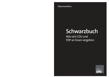 Schwarzbuch - Britta Altenkamp