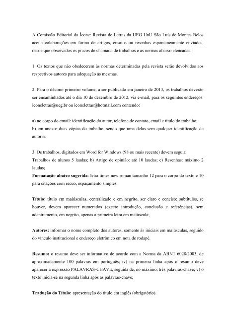 574c5742c4d7 Formato PDF - UEG - São LuÃs de Montes Belos