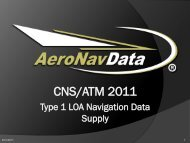 CNS/ATM 2011